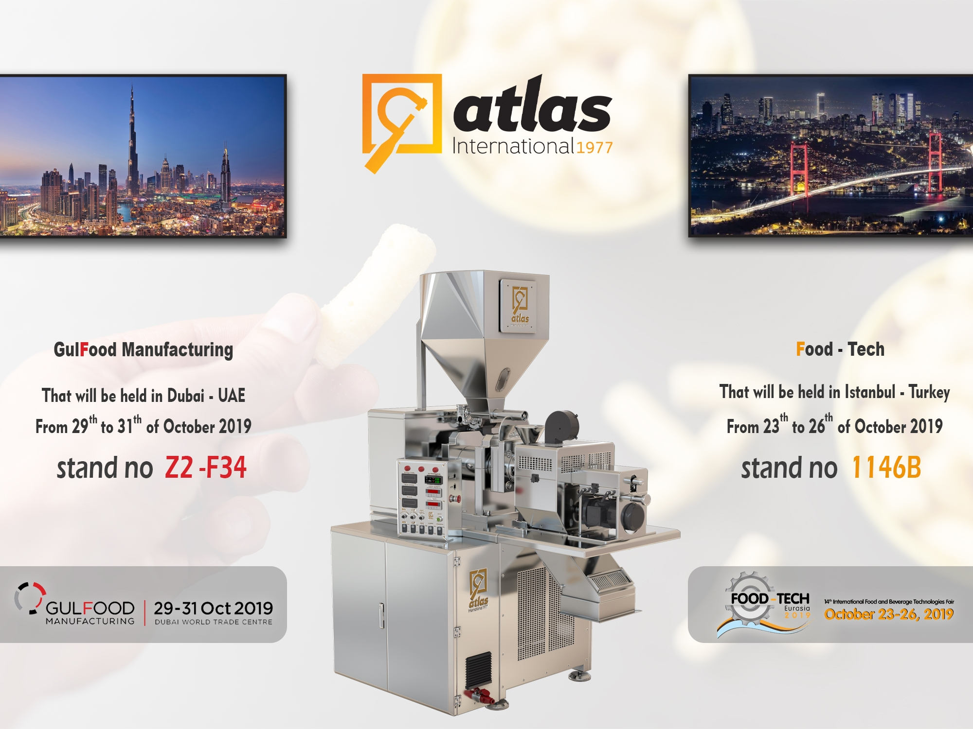 Exhibition Food Tech Istanbul