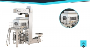 Model PML4: Weighing and packaging machine - filling all kinds of cere..